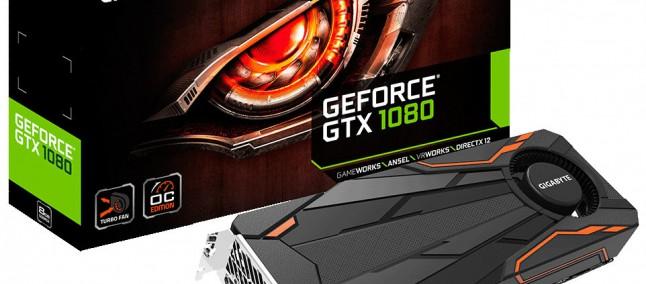 Gigabyte GeForce GTX 1080 TT: ecco le caratteristiche