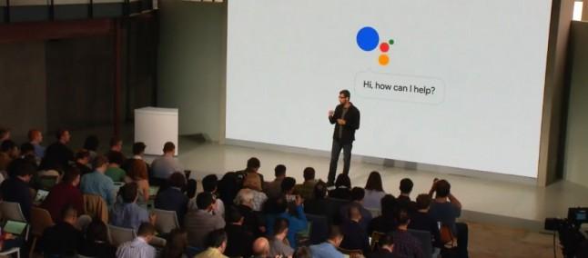 Google presenta Google Assistant, pronto al debutto con i nuovi Pixel