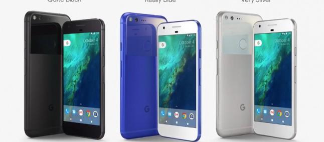 Ancora tante informazioni su Google Pixel: spazio libero, bootloader e previsioni di vendita