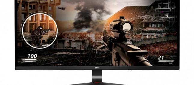 LG 34C79G: Monitor Gaming Curvo da 144Hz