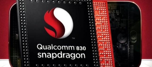 Qualcomm Snapdragon 830 identificato e confermato dal database Zauba