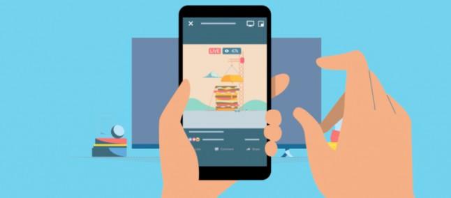 Facebook supporta lo streaming video verso Chromecast e Apple TV