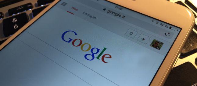 Google: in arrivo risultati di ricerca personalizzati per smartphone