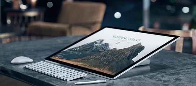 Microsoft Surface Studio, in settimana le spedizioni delle prime unità
