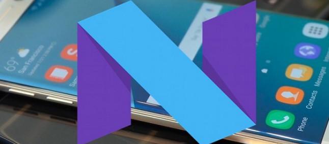 Android 7.0 Nougat in sviluppo anche per Galaxy Note 5 e Galaxy Tab S2