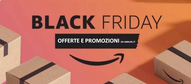 Black Friday: tutte le offerte live | Dalle 7.00 aggiornamenti continui