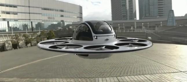 Ifo Ecco Il Drone Quot Disco Volante Quot Per Il Trasporto Di