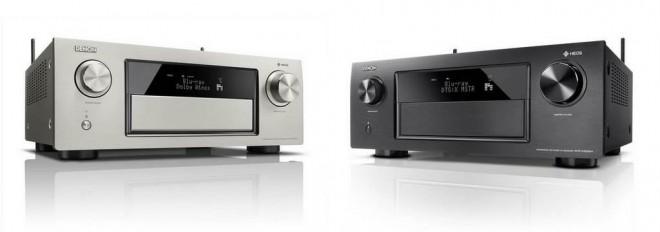 Denon presenta due amplificatori home cinema multi-room con Dolby Atmos e DTS:X (video)