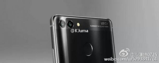 Prima, presunta, immagine di Huawei P10: vetro e doppia fotocamera Leica