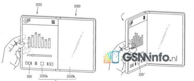 LG deposita il brevetto di un dispositivo con display pieghevole e trasparente