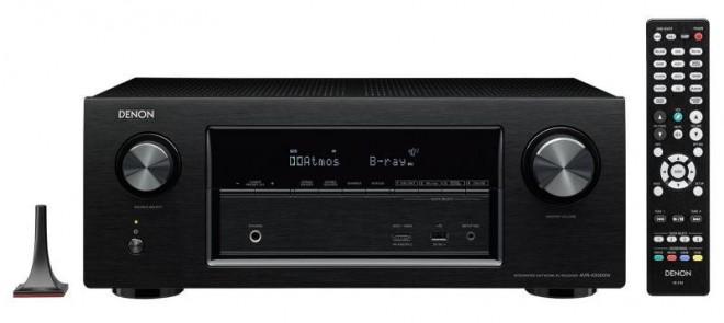 L'amplificatore home cinema Denon AVR-X3300W è disponibile in Italia