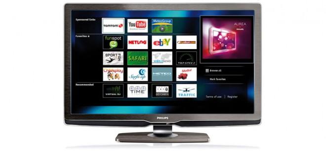 Philips disabiliterà le app per gli Smart TV 2009 dal mese prossimo