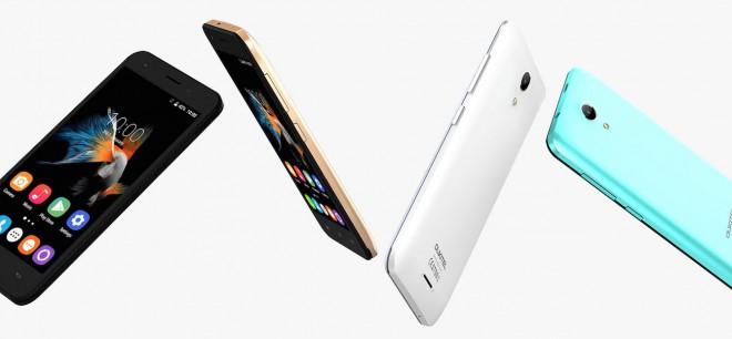 Oukitel annuncia c2 smartphone economico con display da 4 for Smartphone piccole dimensioni