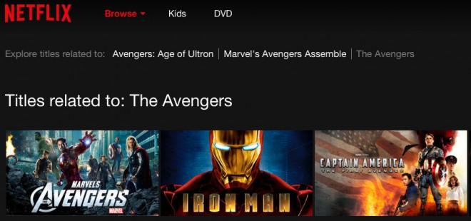 """I film Disney, Marvel e le serie """"Mobile Suit Gundam"""" e """"Lost"""" disponibili su Netflix"""