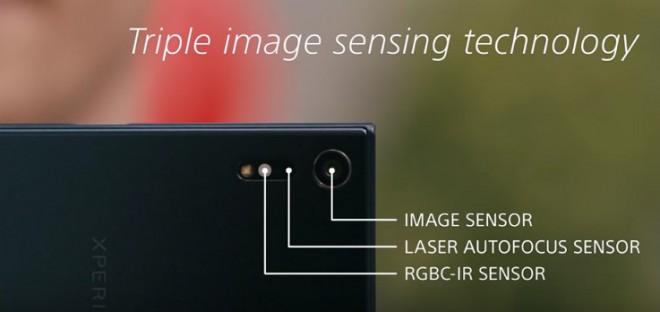 Sony spiega il funzionamento dei nuovi sensori a triplo rilevamento d'immagine di Xperia X Compact e XZ