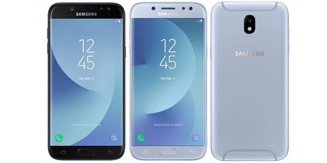 Samsung Galaxy J5 (2017) riceve le patch di sicurezza di giugno