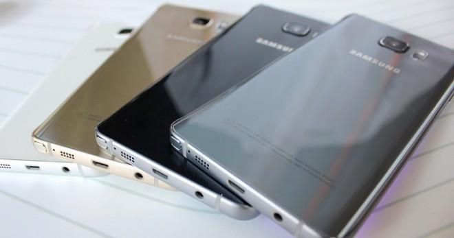 Galaxy Note 5 in Europa a partire da gennaio