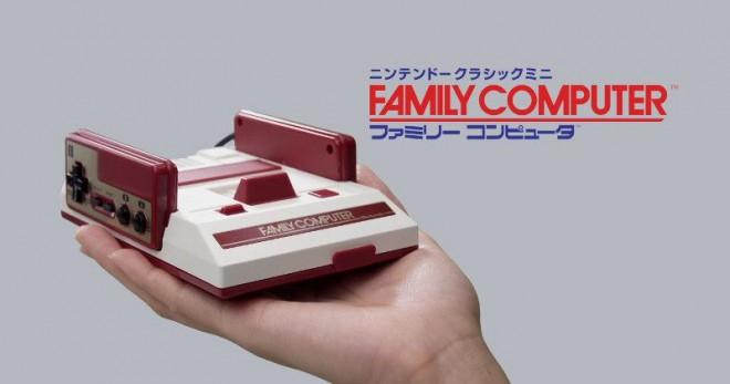 Nintendo presenta Famicom Mini, la versione orientale del NES Mini