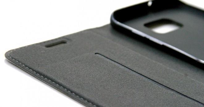 Galaxy S8, tra gli accessori ufficiali una cover esclusiva in pelle Alcantara