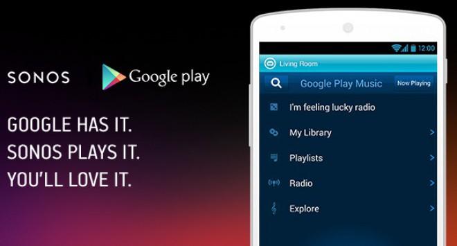 Sonos in arrivo il supporto ad android wear per controllare i sistemi audio - Sistemi audio casa ...