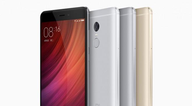 Xiaomi Redmi Note 4 disponibile in consegna dall'Italia a partire da 185€