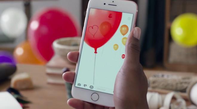 Apple pubblica un nuovo spot che esalta le animazioni di iOS 10