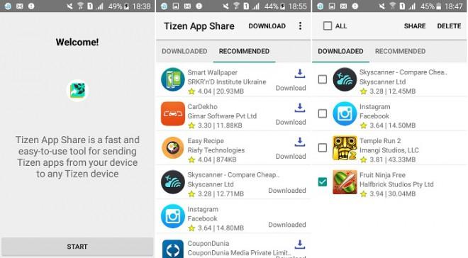Samsung Z4 è realtà: nuovo smartphone Tizen OS semplice ma concreto