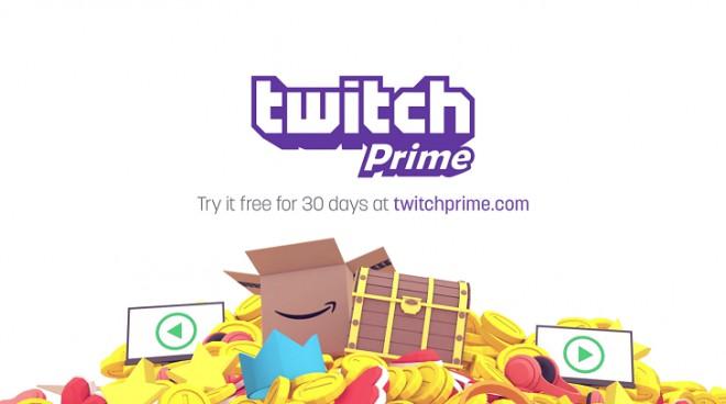 Twitch si rinnova con il nuovo Twitch Prime e Uploads Open Beta
