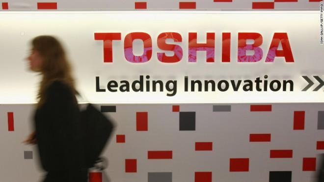 Allarme per la Toshiba, è in dubbio la continuità aziendale