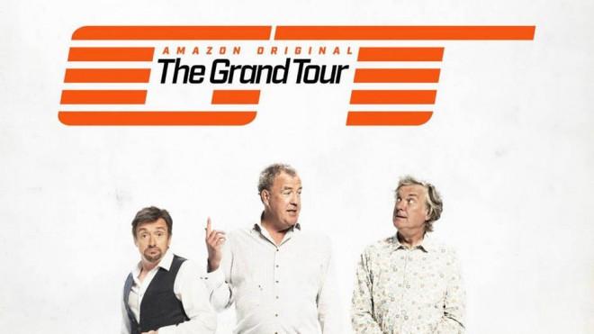 Il programma realizzato dal trio di Top Gear arriverà su Amazon il 18 Novembre (video)