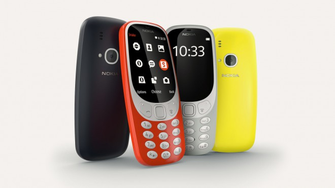 Il Nokia 3310 torna in Italia: ecco dove comprarlo