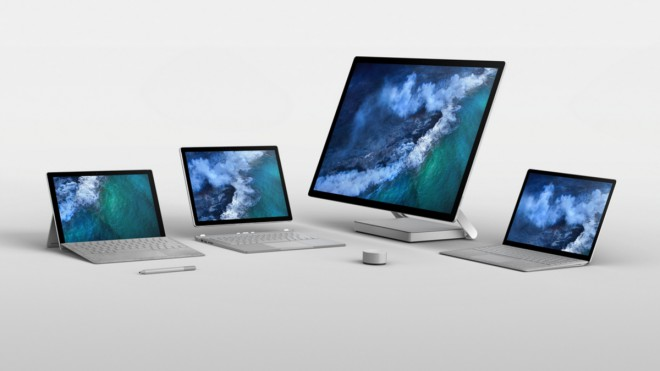 Microsoft Surface Pro e Surface Laptop arrivano in Italia