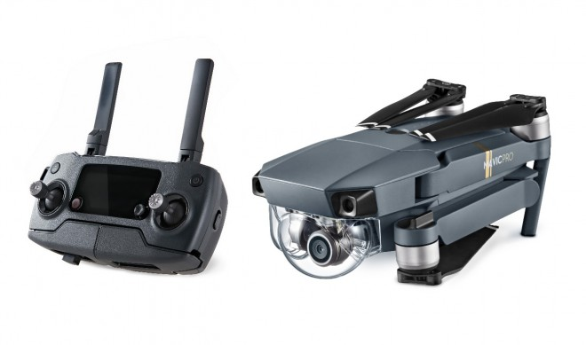 DJI presenta il drone Mavic Pro: piccolo, potente e ripiegabile