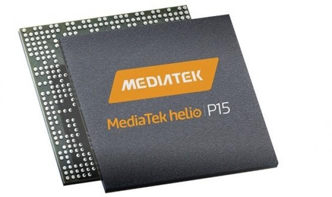 Mediatek Helio P15 annunciato ufficialmente