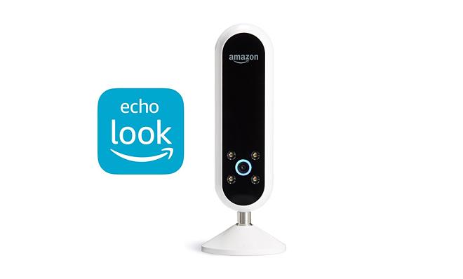 Amazon diventa consulente di stile grazie alla videocamera Echo Look