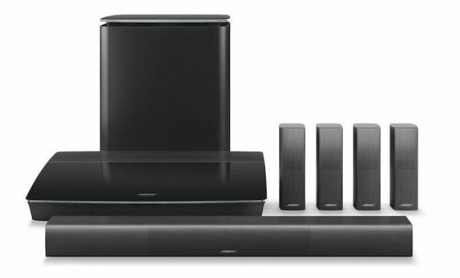 Bose annuncia una nuova soundbar e due sistemi 5.1 Lifestyle