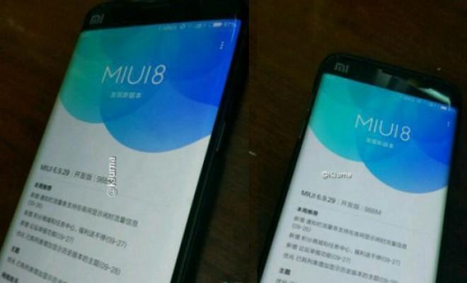 Xiaomi Mi Note 2 sarà presentato ufficialmente il 25 Ottobre