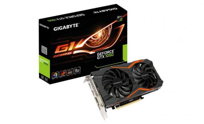 Gigabyte presenta ben 8 modelli della GeForce GTX 1050/1050 Ti