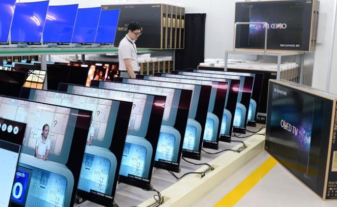 LG dichiara una durata di 100.000 ore per i TV OLED