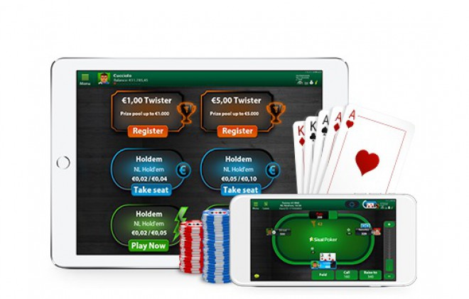 Sisal poker sbarca su app store e play store per tutti gli for 126 incorrect key file for table