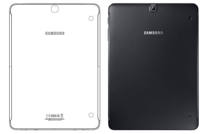 Samsung Galaxy Tab S3 debutterà nel primo trimestre del prossimo anno