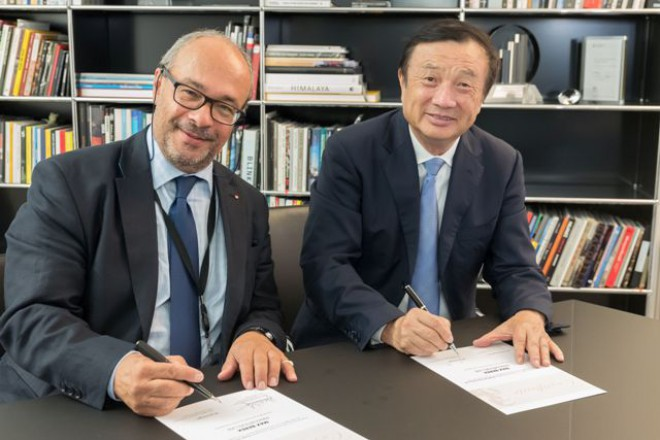 Huawei e Leica collaboreranno in maniera stretta in futuro