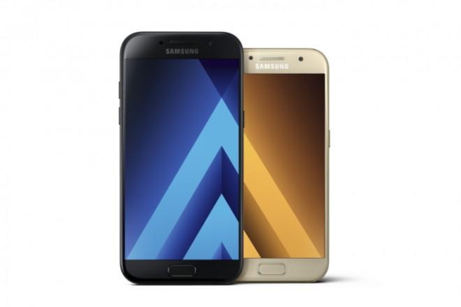 Annunciati i nuovi Samsung Galaxy A3, A5 e A7 per il 2017