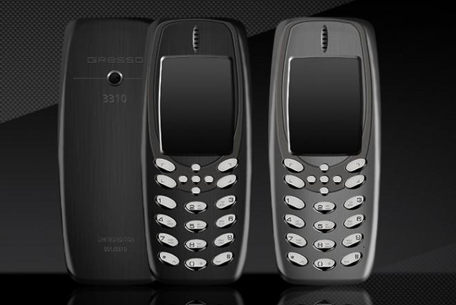 Il nuovo Nokia 3310 è un telefono per i nostalgici