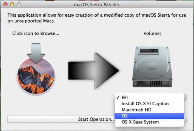 Come installare macOS Sierra su vecchi Mac non supportati