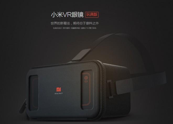 Xiaomi rivela il VR Toy Edition, una versione rinforzata della Google Cardboard