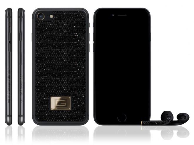 Gresso ha realizzato un'edizione limitata di iPhone 7 da 500.000 dollari