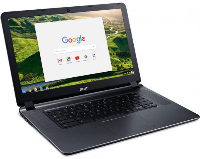 Acer: nuovo Chromebook a soli 199 $, per ora solo negli Usa