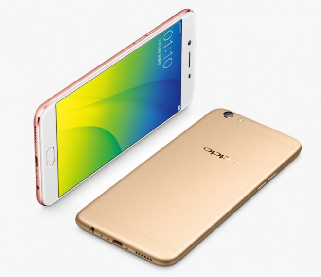 "Oppo R9s e R9s Plus ufficiali: display da 5.5/6"", fotocamera da 16MP e processore Snapdragon"