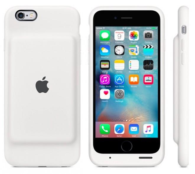 Smart Battery Case per iPhone 6 e 6s Prezzo e Potenza